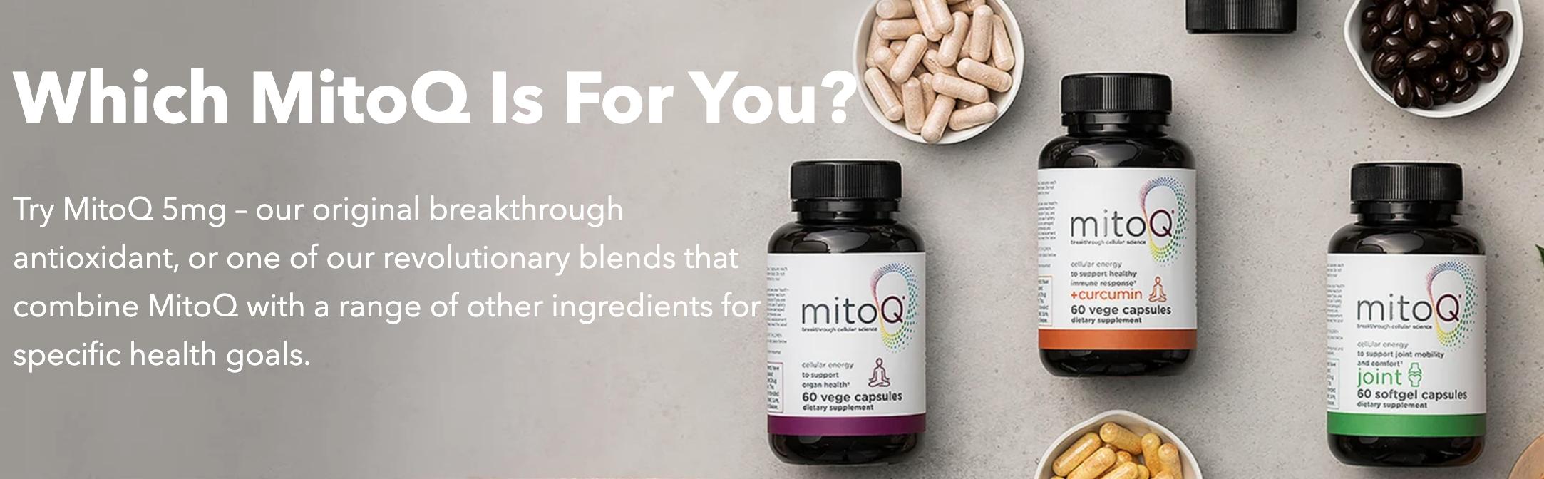 MitoQ jako innowacyjny koenzym Q10