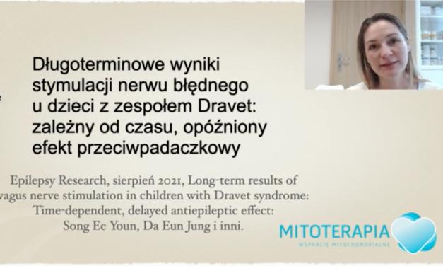 Stymulacja nerwu błędnego w przypadku napadów padaczkowych w Zespole Dravet